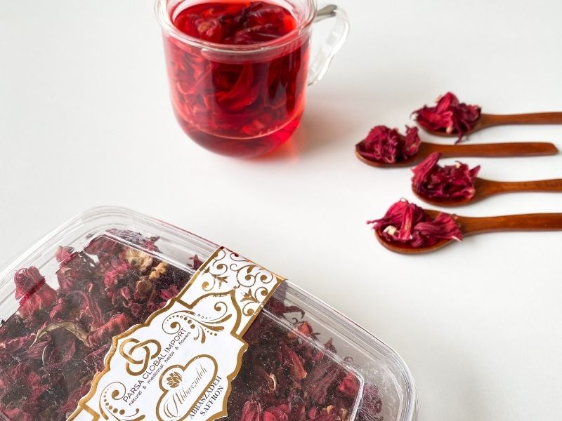 Hibiscus tea is good for lose weight