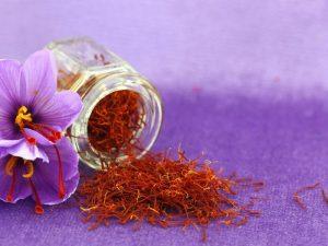 Saffron is expensive