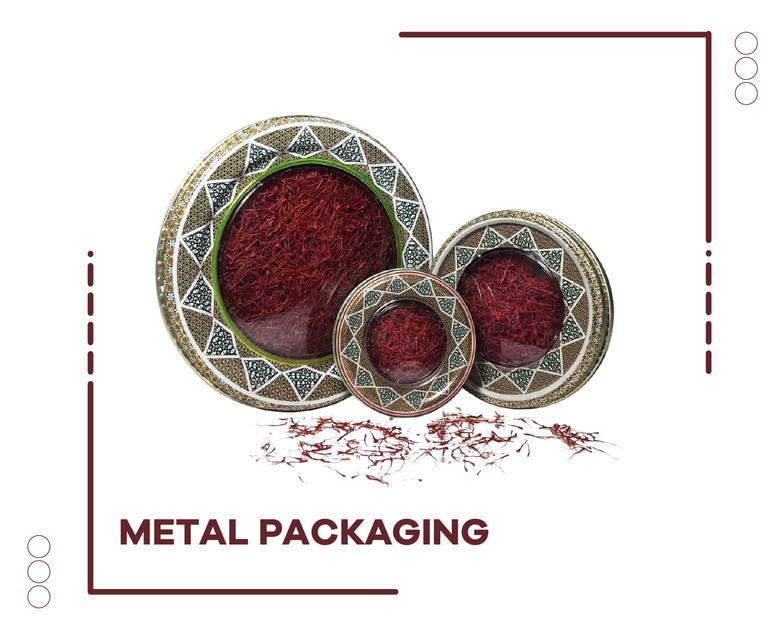 Saffron Metal Package