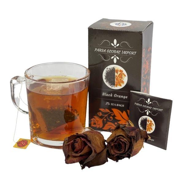 Black Orange Tea