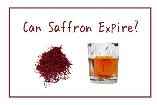 Can Saffron Expire?