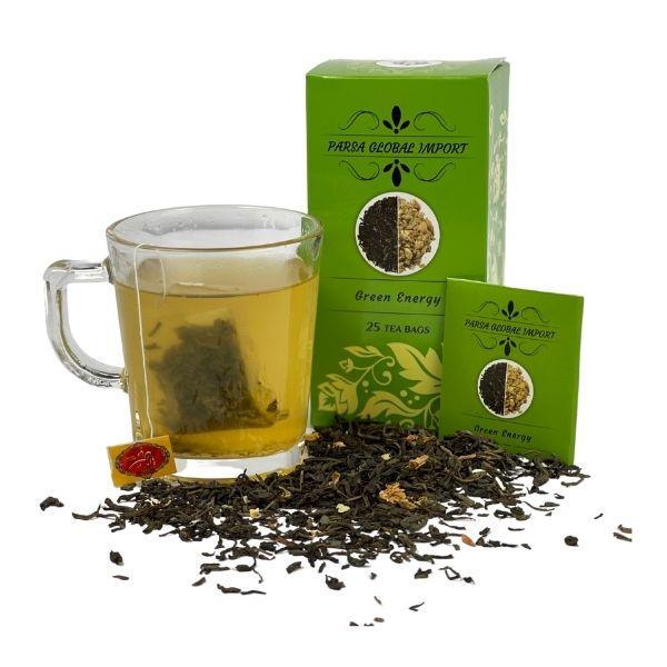 Green Energy Tea