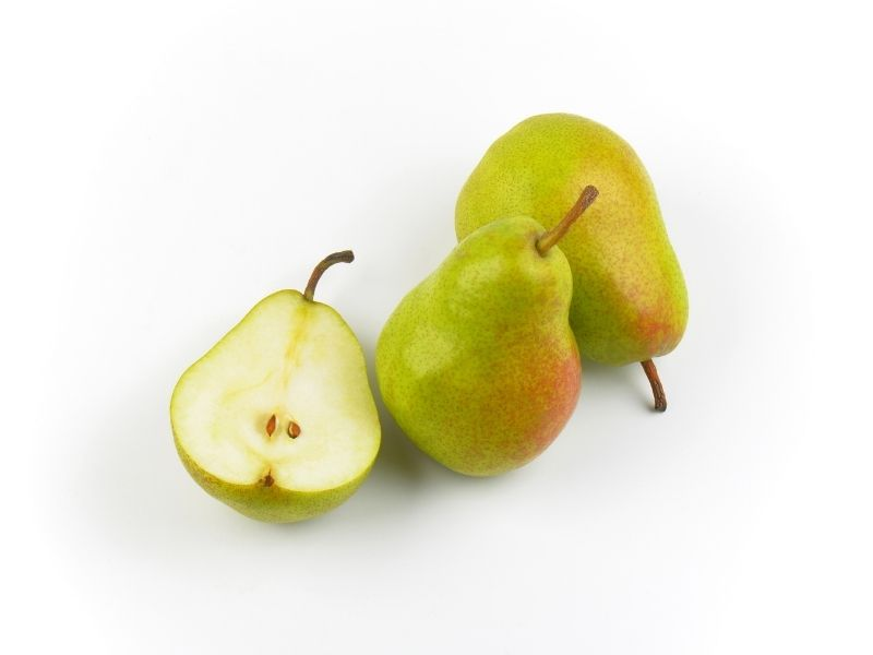 piece of pear