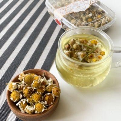 chamomile tea is good for headache