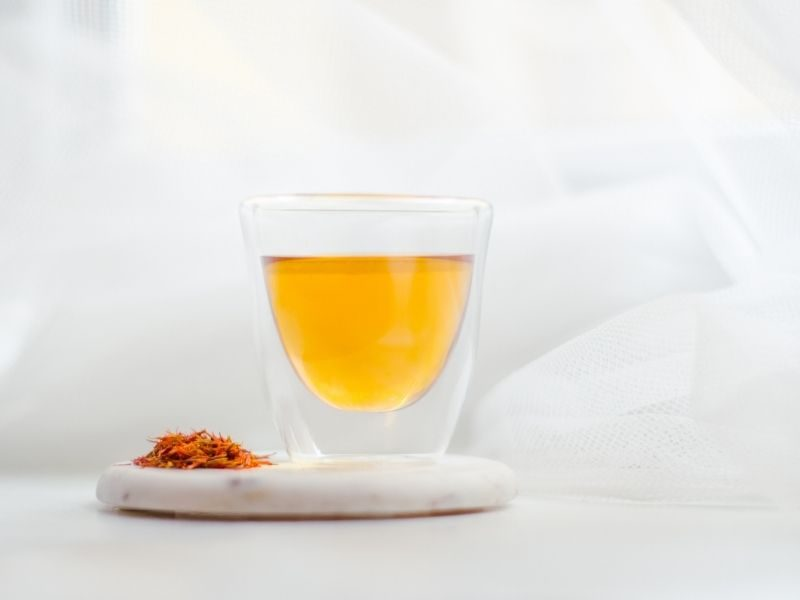 Saffron Tea Benefits